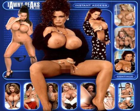 Big Tawny tits peaks